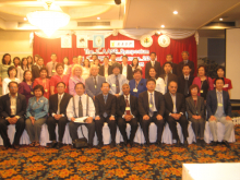 AASP BODs in 2005 Conference in Bangkok