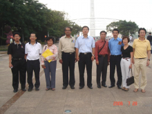 BODs visit to Shenyang Pharmaceutical University_2006